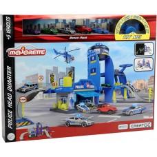 """Ігровий набір Majorette """"Креатикс. Поліція"""" з 5 машинками, 5+ Арт. №. 2050030"""