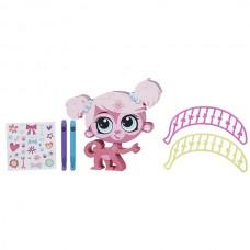 Ігровий набір Прикрась тваринку Мавпочка Littlest Pet Shop Hasbro B0095