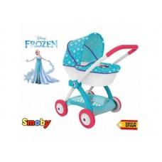 Коляска возик з люлькою для ляльок Frozen Landau Smoby 254145