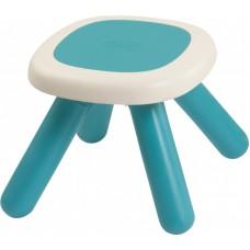 Стільчик без спинки дитячий Smoby Toys Блакитний (880204)