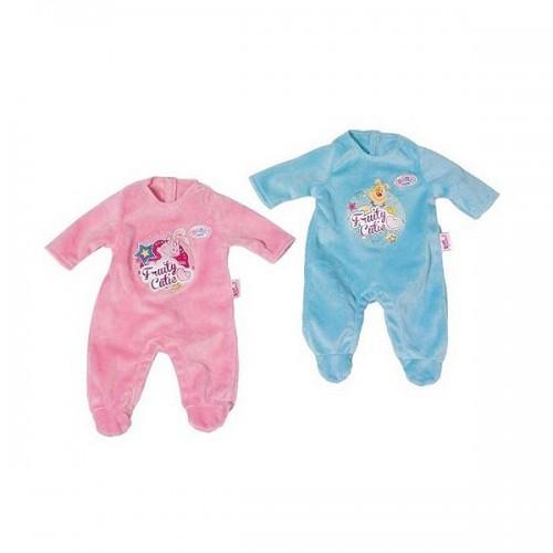 Комбінезон велюровий боді для ляльки Baby Born Zapf Creation 43 см 822128